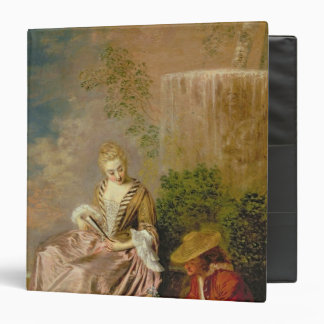The Shy Lover, 1718 3 Ring Binder
