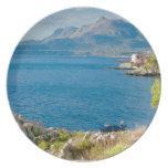 The Sicilian Fisherman Melamine Plate