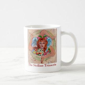 The Sicilian Trinacria Coffee Mug