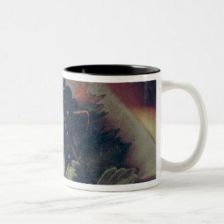 The Sick Bacchus Two-Tone Coffee Mug