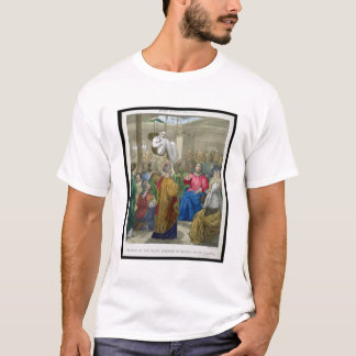 The Sick of the Palsy Brought to Christ by his Fri T-Shirt