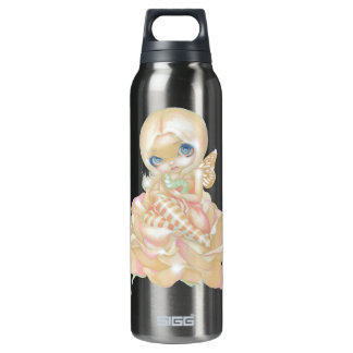 """The Sick Rose"" Bottle 16 Oz Insulated SIGG Thermos Water Bottle"