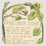 The Sick Rose, from Songs of Innocence Stickers