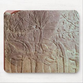 The Siege of Alammu by the army of Sennacherib Mouse Pad