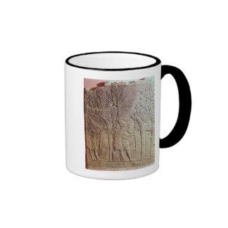 The Siege of Alammu by the army of Sennacherib Mugs
