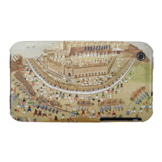 The Siege of Athens in 1827, from the Pictorial Hi iPhone 3 Cover