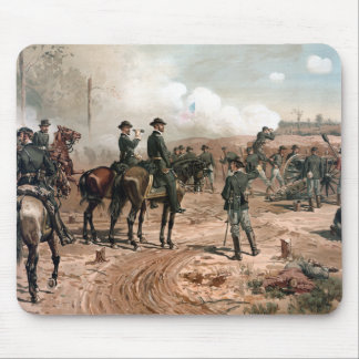 The Siege of Atlanta -- Civil War Mouse Pad
