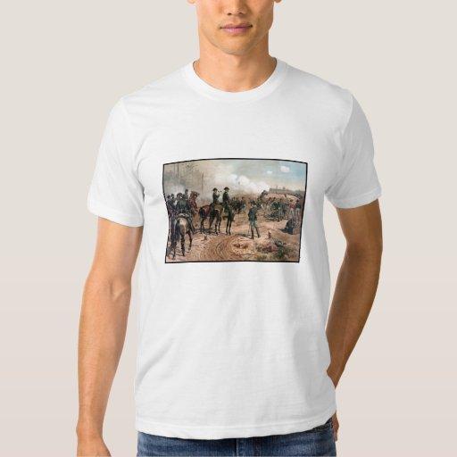 The Siege Of Atlanta Civil War Tee Shirts Zazzle