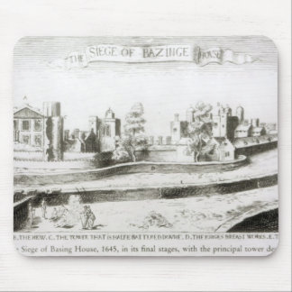 The Siege of Basing House, 1645 Mouse Pad