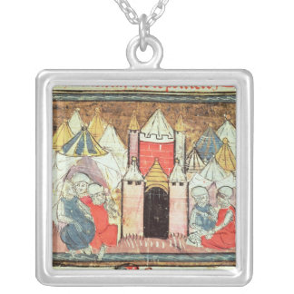 The Siege of Chateau-Gaillard Necklaces