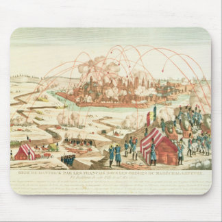 The Siege of Danzig Mouse Pad