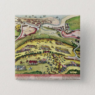 The Siege of Dieppe in 1589, 1589-92 Button