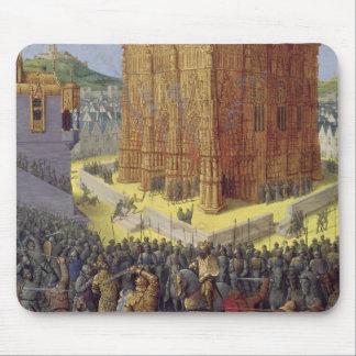 The Siege of Jerusalem by Nebuchadnezzar Mouse Pad
