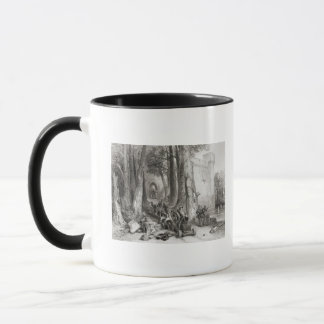 The Siege of Lathom House Mug