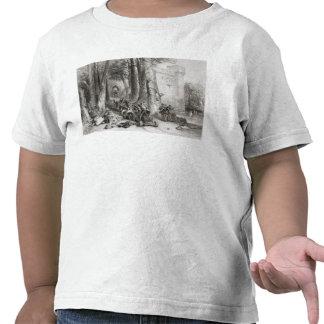 The Siege of Lathom House T Shirt