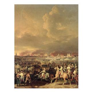 The Siege of Lille by Albert de Saxe-Tachen Postcard