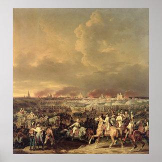 The Siege of Lille by Albert de Saxe-Tachen Poster