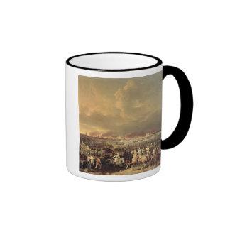 The Siege of Lille by Albert de Saxe-Tachen Ringer Coffee Mug