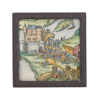 The Siege of Louvain and the Heroism of Harman Reu Gift Box
