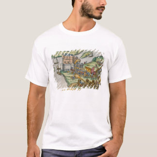 The Siege of Louvain and the Heroism of Harman Reu T-Shirt