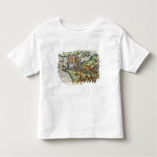 The Siege of Louvain and the Heroism of Harman Reu Toddler T-shirt