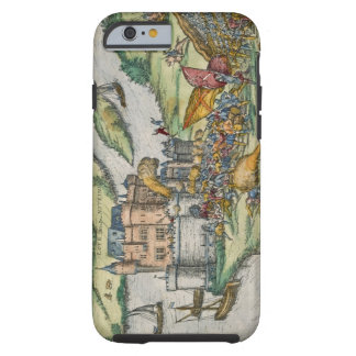 The Siege of Louvain and the Heroism of Harman Reu Tough iPhone 6 Case
