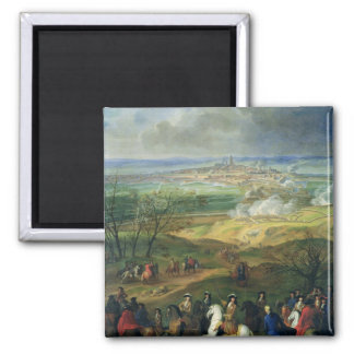 The Siege of Mons by Louis XIV  9th April 1691 Magnet