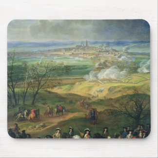 The Siege of Mons by Louis XIV  9th April 1691 Mouse Pad