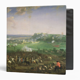 The Siege of Namur, 1659 3 Ring Binder