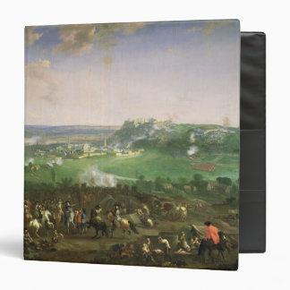 The Siege of Namur, 1659 Vinyl Binders