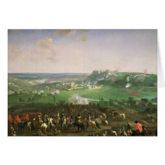 The Siege of Namur, 1659 Card