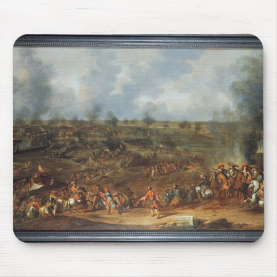 The Siege of Namur, 1692, 18th century Mouse Pad