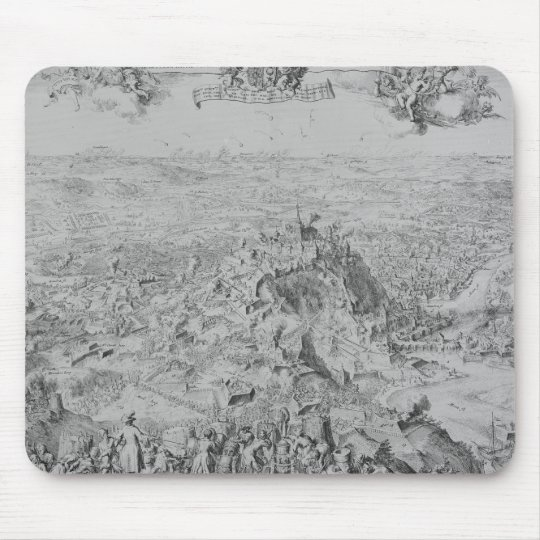 The Siege of Namur, 1695 Mouse Pad