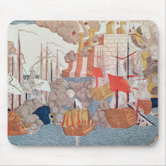 The Siege of Navarino, 20th October 1827 Mouse Pad