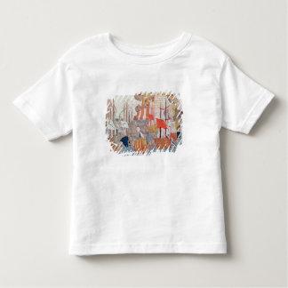 The Siege of Navarino, 20th October 1827 T Shirt