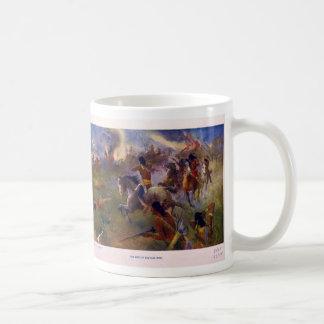 The Siege of New Ulm Minnesota from the Dakota War Coffee Mug