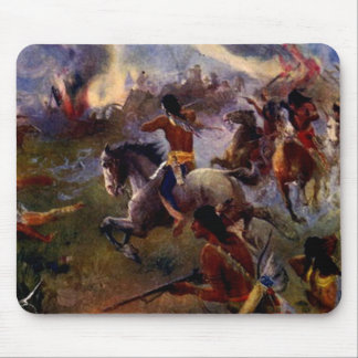The Siege of New Ulm Mouse Pad