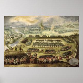 The Siege of Paris Poster