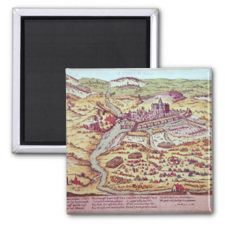 The Siege of St. Quentin, 27th July 1557 Magnet