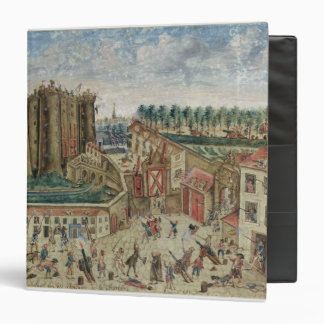 The Siege of the Bastille, 1789 Binder