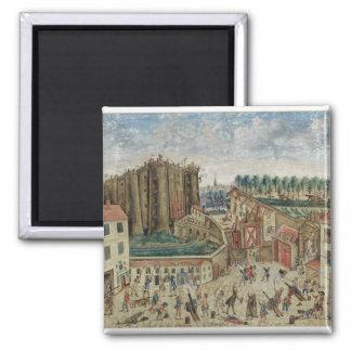 The Siege of the Bastille, 1789 Magnet