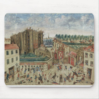 The Siege of the Bastille, 1789 Mouse Pad