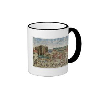 The Siege of the Bastille, 1789 Ringer Mug