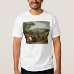 The Siege of Tournai by Louis XIV T-shirts