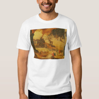 The Siege of Troy T Shirt