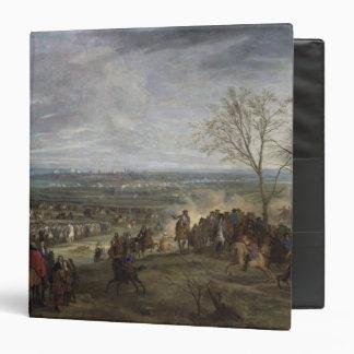 The Siege of Valenciennes, 1677 Binder