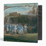 The Siege of Yorktown Binders