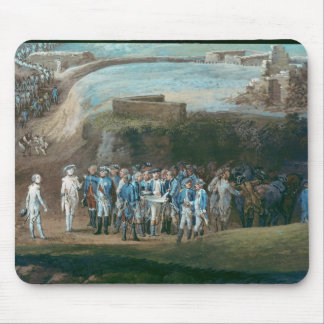 The Siege of Yorktown Mouse Pad