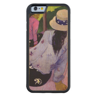 The Siesta, 1891-2 (oil on canvas) Carved Maple iPhone 6 Bumper Case