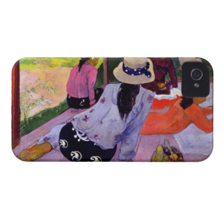 The Siesta, 1891-2 (oil on canvas) Case-Mate iPhone 4 Case